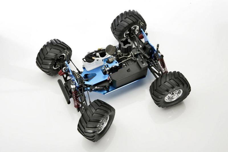 Colt Nitro Rc Car Parts