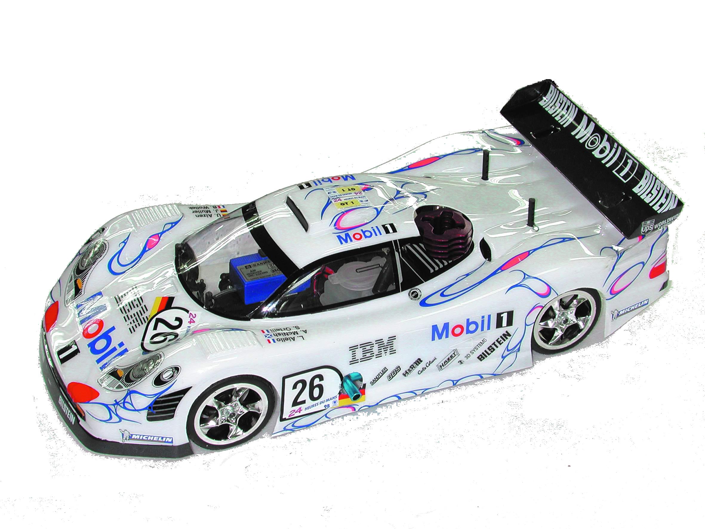PORSCHE%20911%20GT1A Fascinating Hpi Racing 7038 Porsche 911 Gt1 Cars Trend