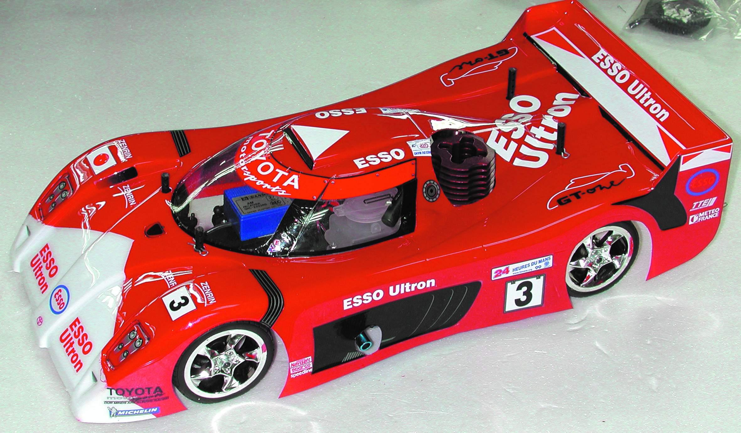 Ep Touring Rc Car Models